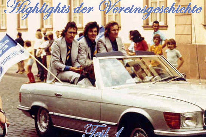 Highlights der Vereinsgeschichte