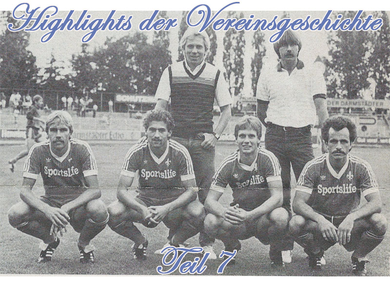Serie: Highlights der Vereinsgeschichte 7